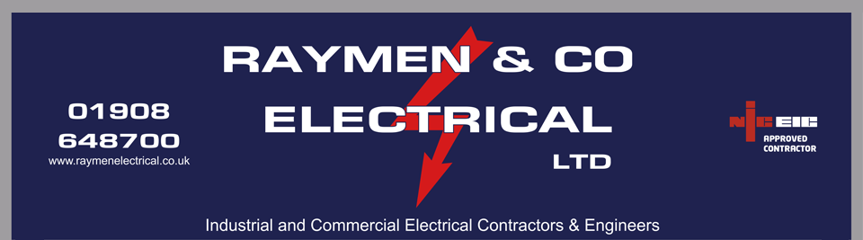 Raymen and Co Electrical Milton Keynes